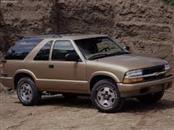 CHEVROLET Sporting Utility Vehicle - SUV 2000 BLAZER